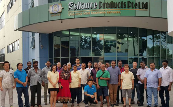 RELIANCE PRODUCTS PTE LTD